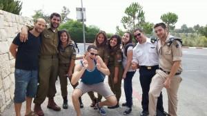 441 with israelis