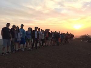 Nov 11 - Mt Bental Sunset 2