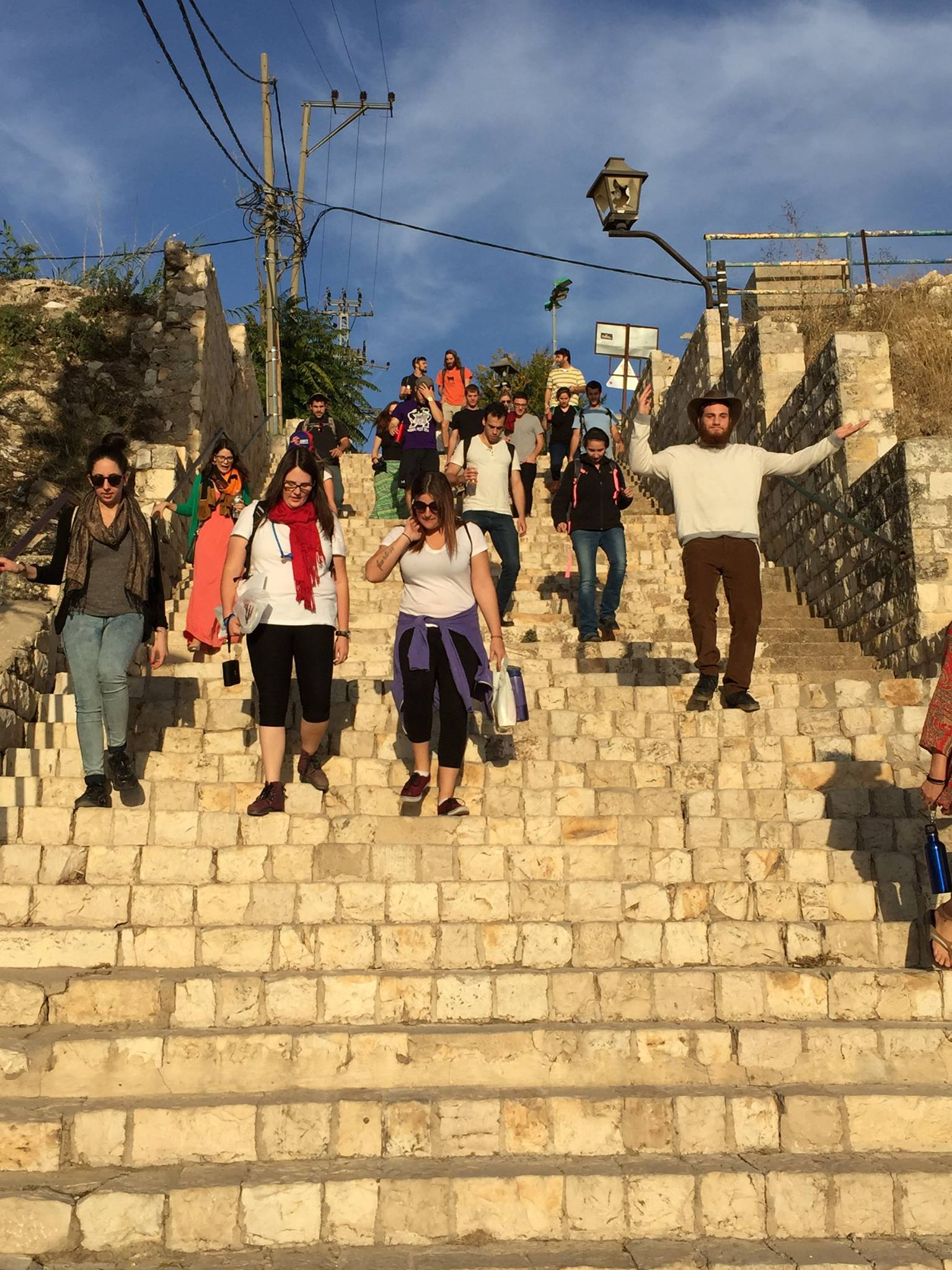 from the hula valley to tzfat to tel aviv israel outdoors