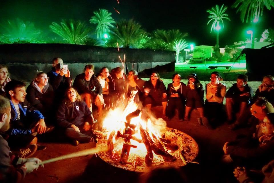 Nov 18 - Jeffrey Donenfeld - Bedouin Campfire 1