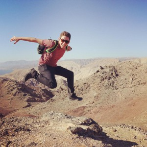 Nov 18 - Jeffrey Donenfeld - Morning Hike near Egypt Jump