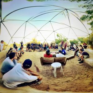 Nov 18 - Jeffrey Donenfeld - Under the Dome