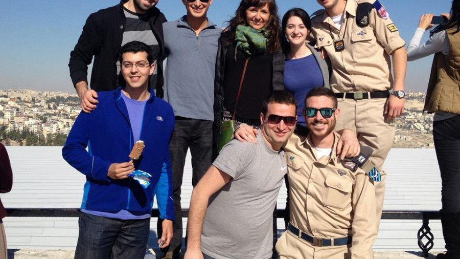 Spotlight on an Israel Outdoors Alumn – Staying on Balance