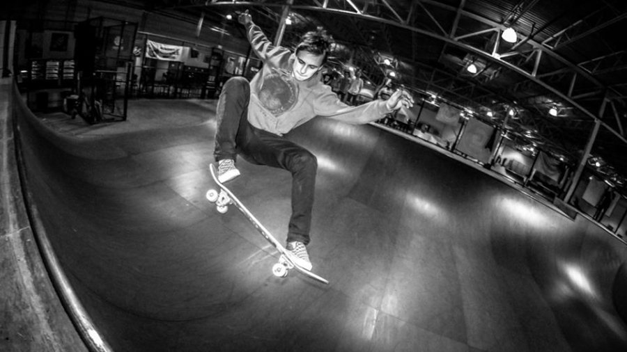 Profile of an Israel Outdoors Alum – Skateboard Style