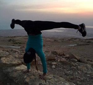 Rachel B Gymnastics