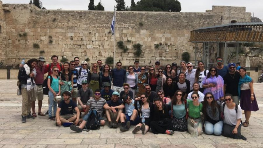Update from Israel #Bus127 – Letter from Israeli Participant