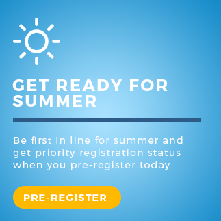 Pre-register now for your summer trip