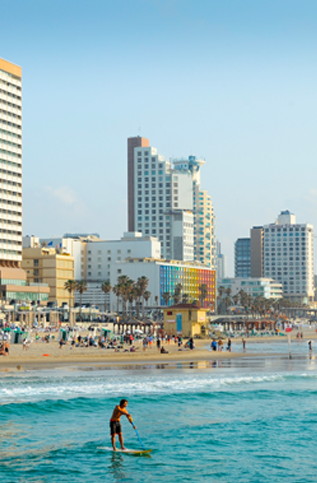 The PULSE of Tel Aviv