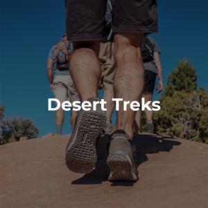 Israel Desert Trek